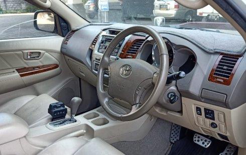 Jual Mobil Bekas Fortuner G 2.7 2006 di DIY Yogyakarta