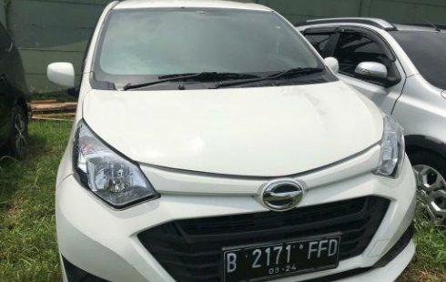 Jual Mobil Bekas Daihatsu Sigra X 2019 di Bekasi