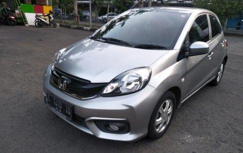 Jual Mobil Bekas Honda Brio Satya E 2017 di Jawa Timur