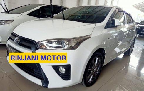 Jual Mobil Toyota Yaris G 2014 di Bekasi