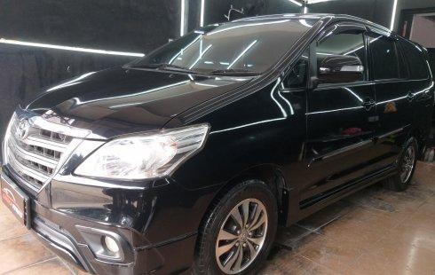 Dijual Mobil Toyota Kijang Innova 2.0 G 2015 di DKI Jakarta