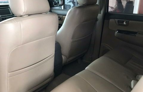 Dijual Cepat Toyota Fortuner TRD G Luxury 2013 di Bekasi