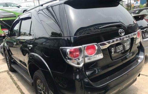Dijual Cepat Toyota Fortuner G Luxury 2015 di Bekasi