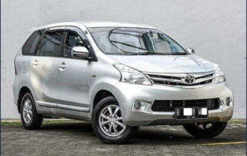 Dijual Cepat Toyota Avanza G 2013 di Tangerang Selatan