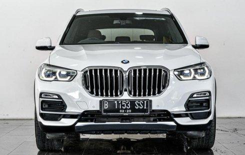 Jual Mobil Bekas BMW X5 xDrive35i xLine 2019 di Depok