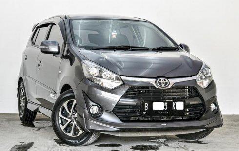 Jual Cepat Toyota Agya TRD Sportivo 2019 di DKI Jakarta