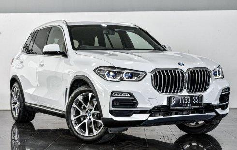 Dijual Mobil BMW X5 xDrive35i xLine 2019 di DKI Jakarta