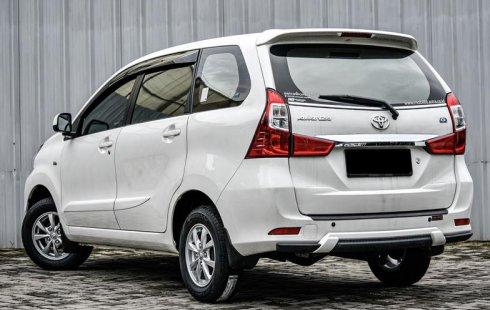 Jual Cepat Toyota Avanza G 2017 di Depok