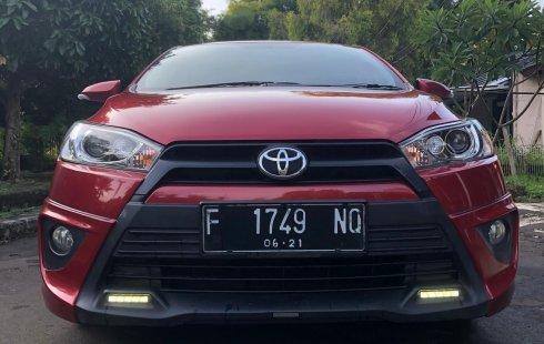 Dijual Mobil Toyota Yaris S 2016 di Bekasi
