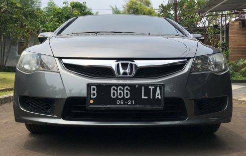 Dijual Mobil Honda Civic 1.8 2011 di Bekasi