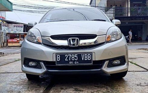 Dijual Cepat Honda Mobilio E 2014 di Bekasi