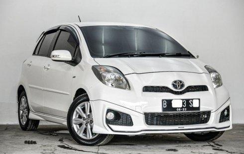 Dijual Cepat Toyota Yaris S Limited 2012 di Depok