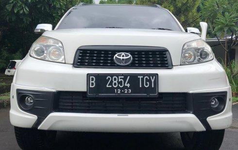 Dijual Mobil Toyota Rush TRD Sportivo 2013 di Bekasi