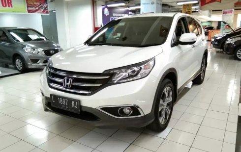 Jual Mobil Bekas Honda CR-V 2.4 Prestige 2014 di Jawa TImur