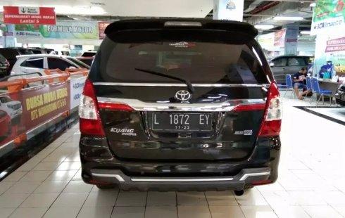 Jual Mobil Bekas Toyota Kijang Innova 2.0 V 2013 di Jawa Timur