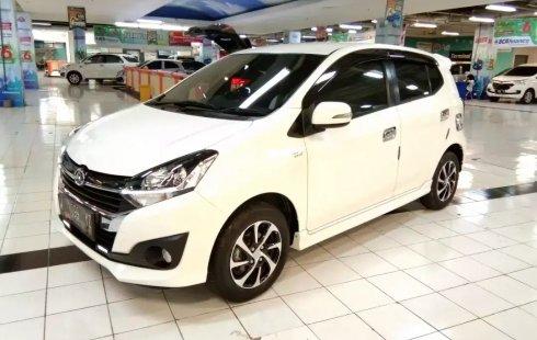 Jual Mobil Bekas Daihatsu Ayla 1.2 R Deluxe 2018 di Jawa Timur