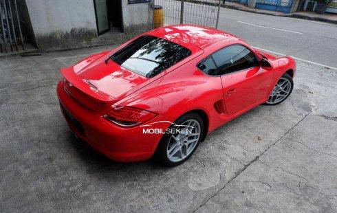 Jual Mobil Bekas Porsche Cayman 2011 di Jawa Barat