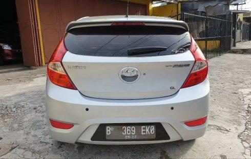 Dijual cepat Hyundai Grand Avega GL AT 2012 bekas, DKI Jakarta