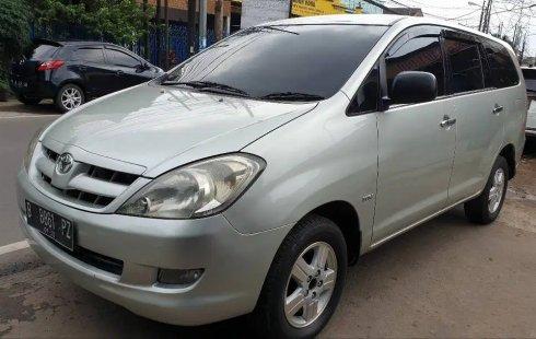 Jual cepat Toyota Kijang Innova 2.0 G AT 2005 bekas, DKI Jakarta