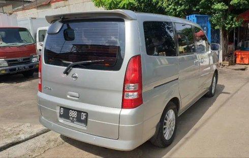 Dijual cepat Nissan Serena X AT 2010 bekas, DKI Jakarta