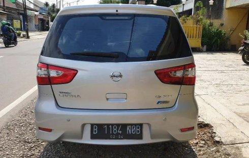 Dijual cepat Nissan Grand Livina XV AT 2014 bekas, DKI Jakarta