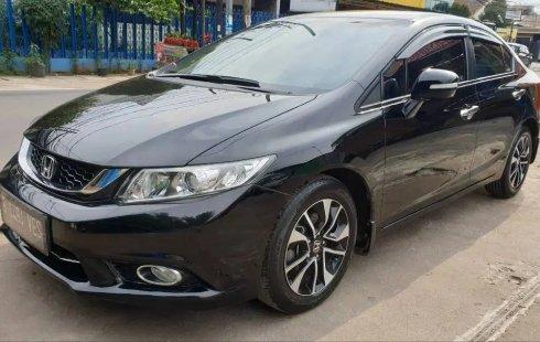 Dijual cepat Honda Civic 1.8 FD1 AT 2014 bekas, DKI Jakarta