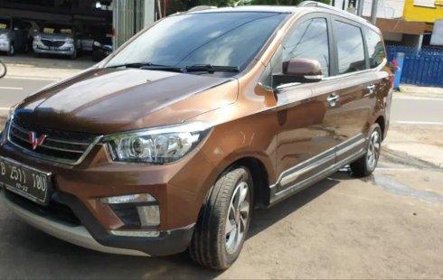 Dijual cepat Wuling Confero S Lux MT 2017 bekas, DKI Jakarta
