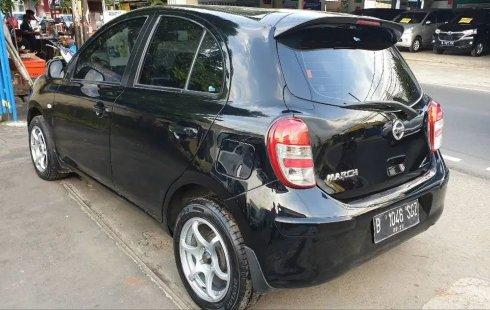 Dijual cepat Nissan March 1.2L XS AT 2011 bekas, DKI Jakarta