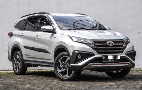 Jual Mobil Toyota Rush S 2019 di DKI Jakarta