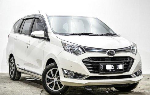 Jual Mobil Daihatsu Sigra R 2016 di DKI Jakarta