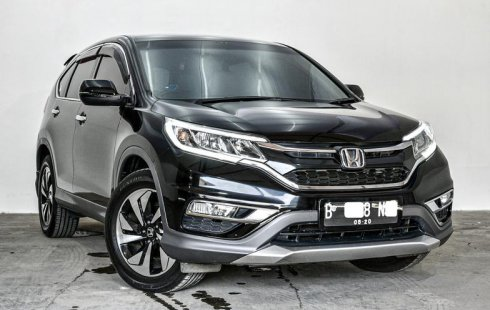 Jual Cepat Honda CR-V 2.4 2015 di DKI Jakarta