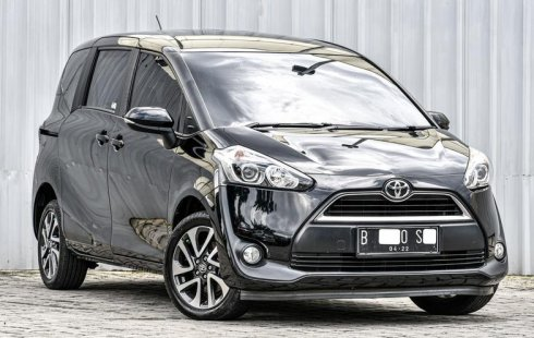 Dijual Mobil Toyota Sienta V 2017 di DKI Jakarta
