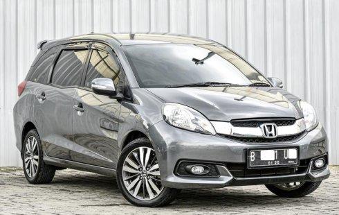 Jual Cepat Mobil Honda Mobilio E 2014 di DKI Jakarta