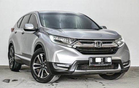 Jual Cepat Mobil Honda CR-V Turbo Prestige 2017 di DKI Jakarta