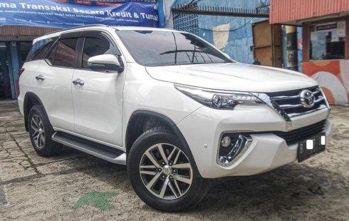 Jual Mobil Toyota Fortuner VRZ 2018 di DKI Jakarta