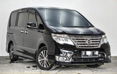 Dijual Cepat Mobil Nissan Serena Highway Star 2015 di DKI Jakarta