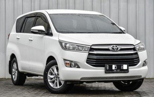 Dijual Mobil Toyota Kijang Innova 2.4V 2016 di DKI Jakarta