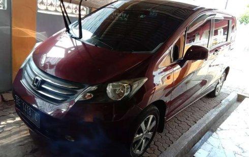 Jual mobil bekas murah Honda Freed PSD 2009 di Lampung