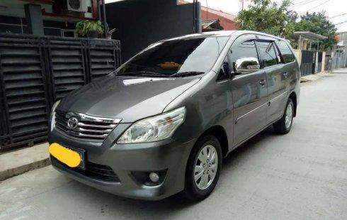 Jual Toyota Kijang Innova 2.0 G 2012 harga murah di Jawa Barat