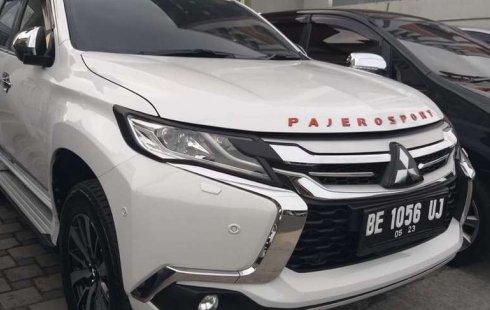 Jual mobil bekas murah Mitsubishi Pajero Sport Dakar 2018 di Lampung
