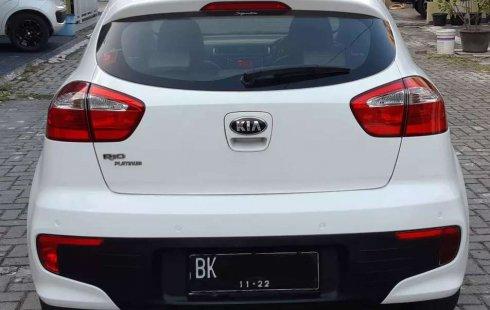 Jual mobil bekas murah Kia Rio Platinum 2017 di Sumatra Utara