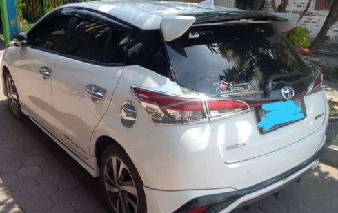 Jawa Timur, Toyota Yaris TRD Sportivo 2019 kondisi terawat