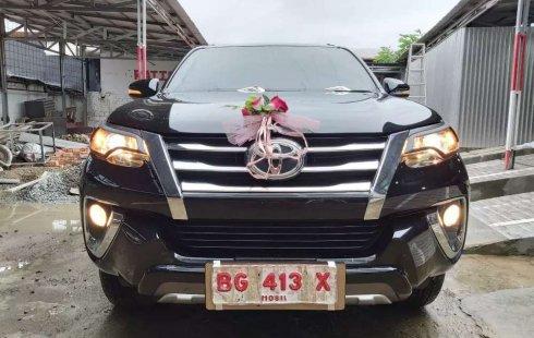Jual mobil bekas murah Toyota Fortuner G Luxury 2016 di Sumatra Selatan