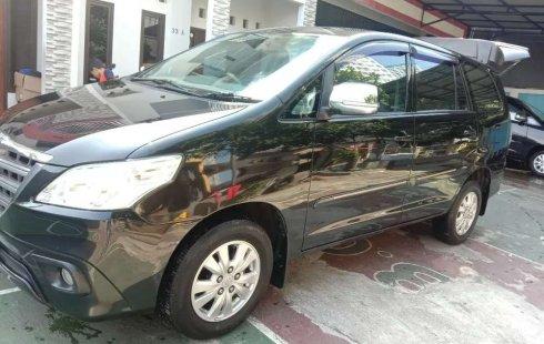 Jual cepat Toyota Kijang Innova 2.0 G 2014 di DKI Jakarta