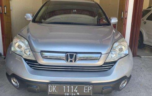 Bali, jual mobil Honda CR-V 2.4 i-VTEC 2008 dengan harga terjangkau