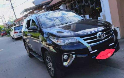 Jual Toyota Fortuner G 2016 harga murah di Sulawesi Selatan