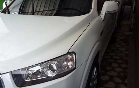 Jual mobil Chevrolet Captiva LTZ 2011 bekas, Jawa Tengah