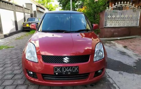 Jual mobil bekas murah Suzuki Swift ST 2008 di Bali