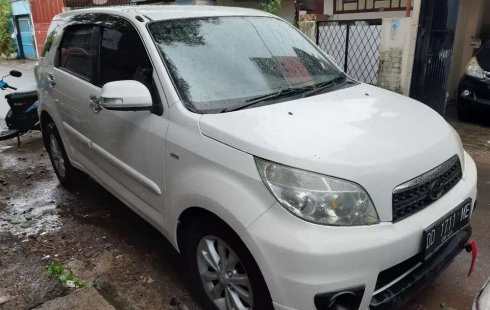 Jual Daihatsu Terios TX 2012 harga murah di Sulawesi Selatan