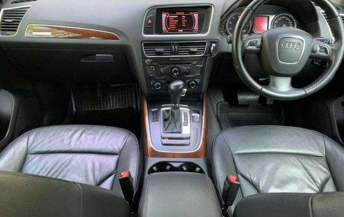 Mobil Audi Q5 2009 2.0 Automatic terbaik di DKI Jakarta